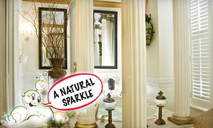 A Natural Sparkle Housecleaning - Downtown Reno: $37 for Three Hours of House Cleaning from A Natural Sparkle Housecleaning