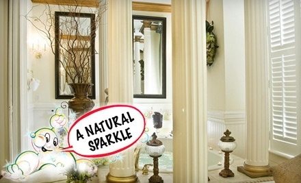 A Natual Sparkle Housecleaning - A Natural Sparkle Housecleaning in
