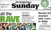 """74% Off Sunday the """"Seattle Times"""" Delivery"""