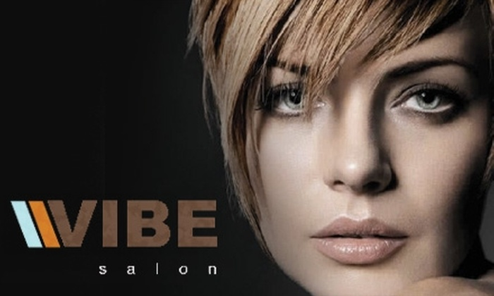 Vibe Salon - Fishers: $40 for $85 Worth of Salon Services at Vibe Salon