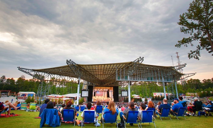 The Atlanta Symphony Orchestra Presents: A Salute to American Classics -  Verizon Wireless Amphitheatre at Encore Park : The Atlanta Symphony Orchestra Presents: A Salute to American Classics on September 27 at 7 p.m. (Up to 36% Off)