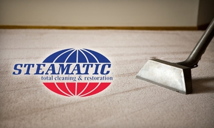 Steamatic Total Cleaning & Restoration  - Fresno: $49 for Carpet Cleaning, Tile and Grout Cleaning, or Air Duct Cleaning from Steamatic Total Cleaning & Restoration