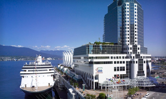 boutique high rise hotel overlooking vancouver waterfront. Black Bedroom Furniture Sets. Home Design Ideas