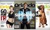 "Orlando Magazine: $9 for a One-Year Subscription to ""Orlando"" Magazine ($19.95 Value)"