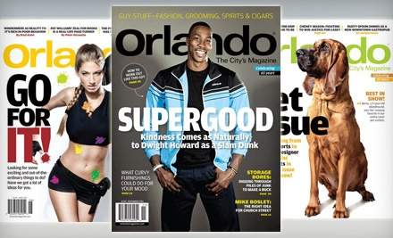 Orlando Magazine - Orlando Magazine in