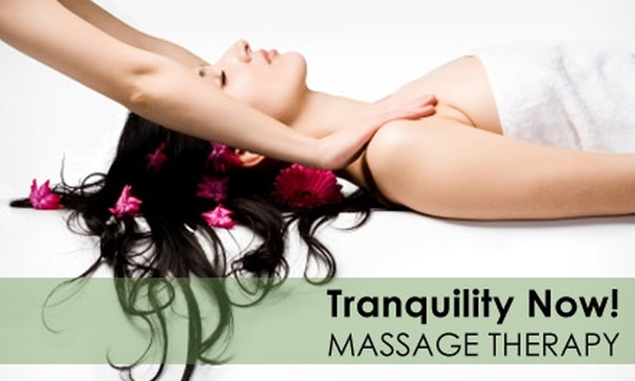 Tranquility Now! Massage Therapy - Indian Ridge: $29 For Choice of One-Hour Massage at Tranquility Now! Massage Therapy ($69 Value)