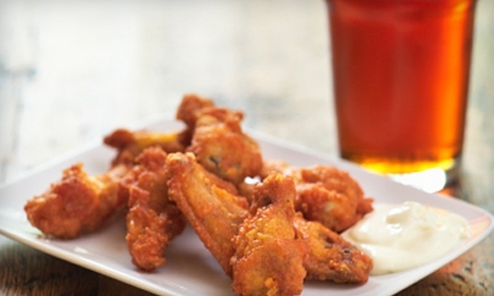 The Sports eXchange - Downtown Fort Collins: $10 for $20 Worth of American Fare and Drinks at The Sports eXchange Restaurant & Bar in Fort Collins