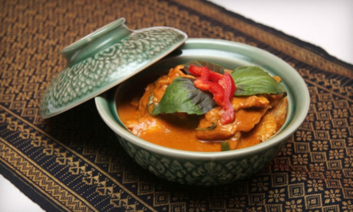 Bangkok Village - Naperville: $15 for $30 Worth of Thai Fare at Bangkok Village in Naperville