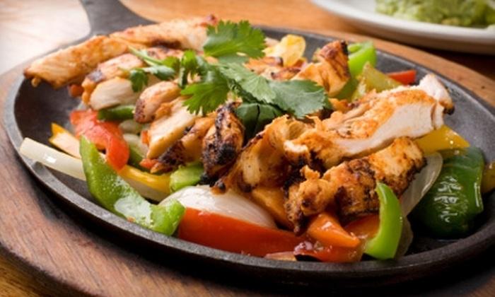 Santa Fe Southwestern Grill - Burlington: $10 for $20 Worth of Mexican Fare at Santa Fe Southwestern Grill in Burlington