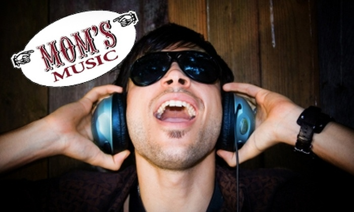 Mom's Music - Clifton Heights: $29 for a One-Hour Recording Studio Session at Mom's Music ($60 Value)