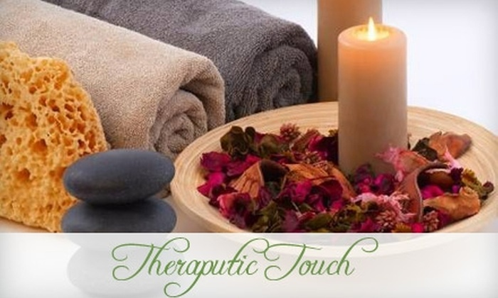 Therapeutic Touch - Montgomery Heights: $29 for $60 Worth of Spa Services at Therapeutic Touch