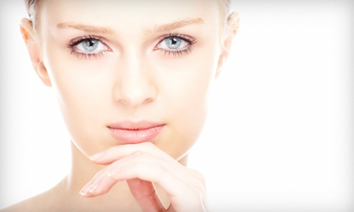 Aesthetics Anti-Aging Center - Macon: Facial, Microdermabrasion, or Microphoto Therapy at Aesthetics Anti-Aging Center