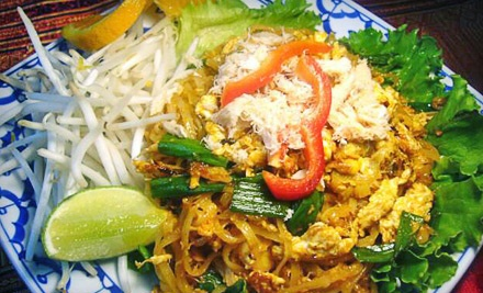 $20 Groupon to Chai Thai Noodle - Chai Thai Noodle in Oakland