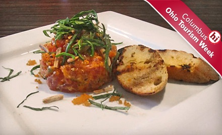 $30 Groupon on Sunday-Thursday - Two Fish Bistro in Columbus