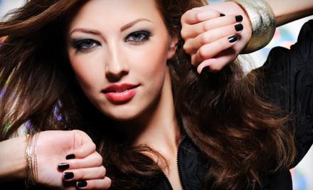 1 Shellac Manicure (a $30 value) - Behold Beauty Salon in Wichita