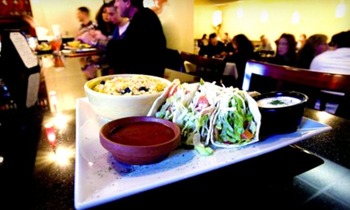 Perfecto Mundo - Commack: $39 for Two Entrees & Two Classic Margaritas at Perfecto Mundo in Commack