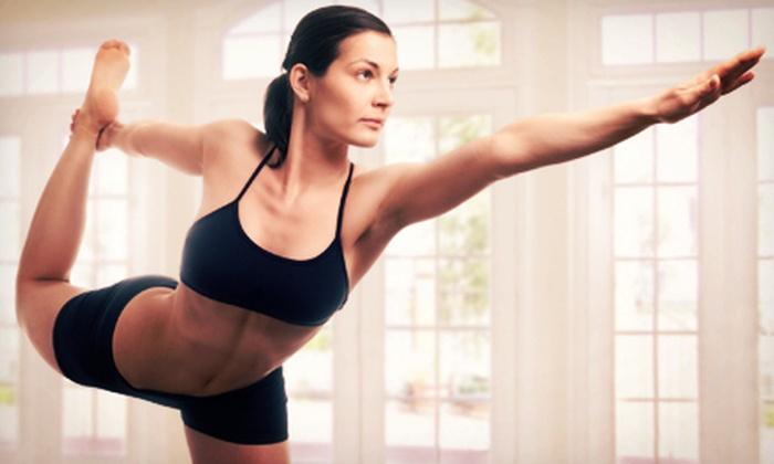 Bikram Yoga Langley and Bikram Yoga Maple Ridge - Multiple Locations: Five Classes or One Month of Unlimited Classes at Bikram Yoga (71% Off)