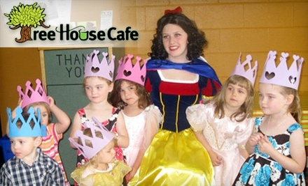 Tree House Cafe: 1 Kid's Visit and Lunch - Tree House Cafe in Halifax