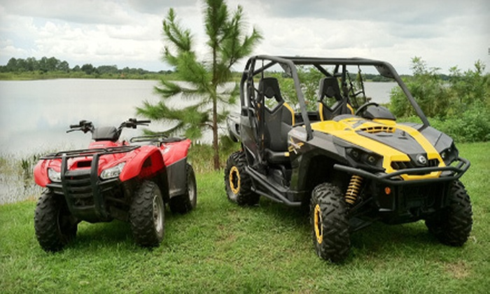 Revolution, The Off-Road Experience - Clermont: Dune-Buggy or ATV Adventure for Two at Revolution, The Off-Road Experience in Clermont