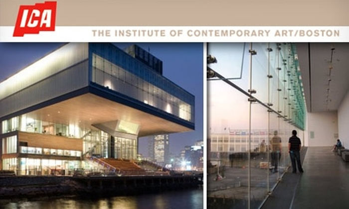 Institute of Contemporary Art - South Boston: $45 for One Dual or Family One-Year Membership to the Institute of Contemporary Art