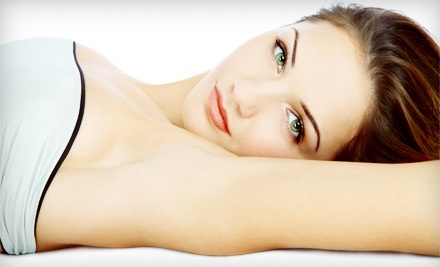 6 Sessions of Laser Hair Removal on 1 Small Area - BA Med Spa & Weight Loss Center in Broken Arrow