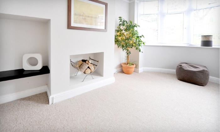 Kip's Carpet Cleaning - Kansas City: $45 for Three Rooms of Carpet Cleaning from Kip's Carpet Cleaning (Up to $94.50 Value)