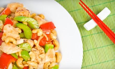 $20 Groupon for Dinner to Peking Wok - Peking Wok in Federal Way