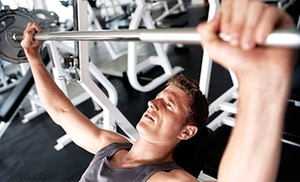 American Fitness Center - Nashua: $40 for $80 Worth of Services at American Fitness Center-Nashua
