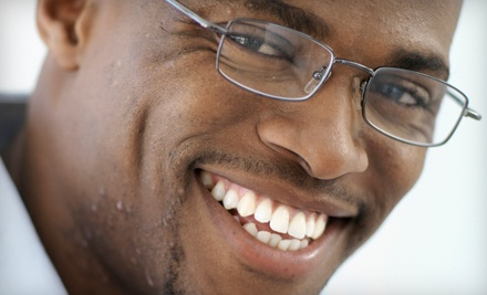 Dental-Implant Package (a $2,035 total value), Including 1 Dental Implant (a $2000 value) and X-Rays (a $35 value) - The Chicago Center for Cosmetic and Implant Dentistry in Barrington