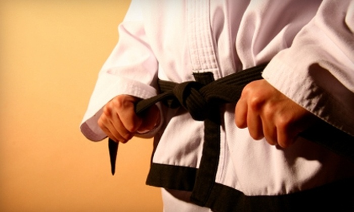 Saldivar Martial Arts Leadership Academy - Multiple Locations: $35 for One Month of Tae Kwon Do or Kickboxing Classes at Saldivar Martial Arts Leadership Academy ($140 Value)