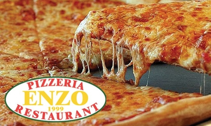 Pizzeria Enzo Restaurant - Silverado Ranch: $12 for $30 Worth of Pizza, Sandwiches, Pasta, and More at Pizzeria Enzo Restaurant