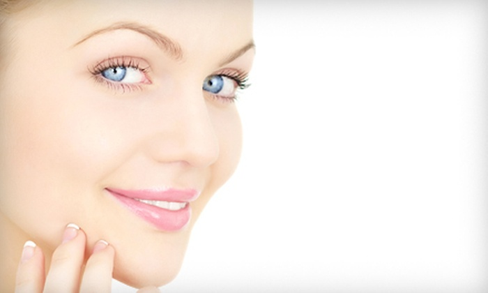 Wolf Aesthetic & Laser Centers - Commerce: Laser Skin Resurfacing at Wolf Aesthetic & Laser Centers in Commerce Township (Up to 67% Off). Three Options Available.