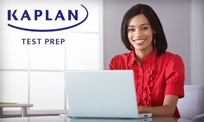 Kaplan Test Prep - Central Business District: Online and On-Location GMAT- and GRE-Preparation Classes From Kaplan Test Prep (Up to 51% Off). Six Options Available.