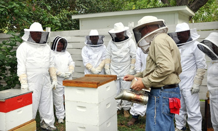 Round Rock Honey - Seguin: $39 for Intro to Beekeeping Class at Round Rock Honey in Seguin ($125 Value)