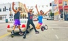 220 Fitness - Ocean Park: $72 for a One-Hour Venice or Santa Monica Kangoo Tour for Two from 220 Fitness ($110 Value)