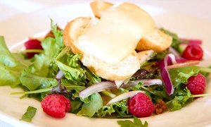 Coup Des Tartes : French Bistro Cuisine at Brunch or Lunch at Coup Des Tartes (Up to 42% Off)