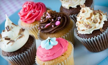 Taste & See Cakery: Half-Dozen Gourmet Cupcakes - Taste & See Cakery in Newport News
