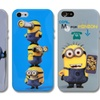 Despicable Me 2 Case for iPhone 4/4s or 5/5s