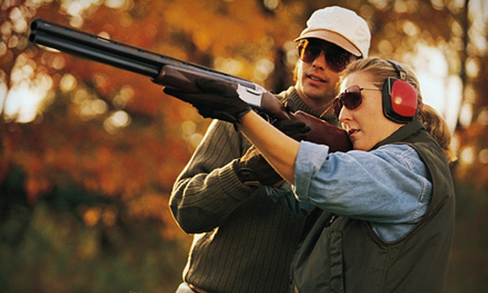 Kent County Conservation League - Northeast Grand Rapids: Sporting Clay Outing for Two with 100 or 200 Clays at Kent County Conservation League in Ada (51% Off)