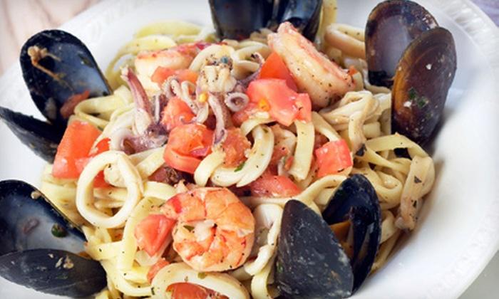 Portofino Bistro - Brighton: Italian Dinner Fare for Up to Four at Portofino Bistro