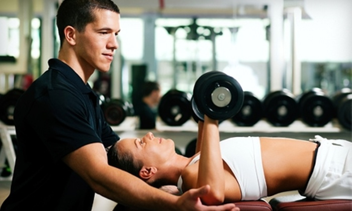 Anytime Fitness of Ladson - Summerville: $29 for a One-Month Membership and Two Personal-Training Sessions at Anytime Fitness of Ladson in Summerville