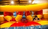 Gametime Inflatables  - Moore: $18 for Six Open-Play Passes at Gametime Inflatables in Moore ($36 Value)