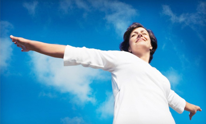 "Faith Escudero - Multiple Locations: $73 for ""The Ultimate Stress Reduction Class"" from Faith Escudero ($150 Value)"