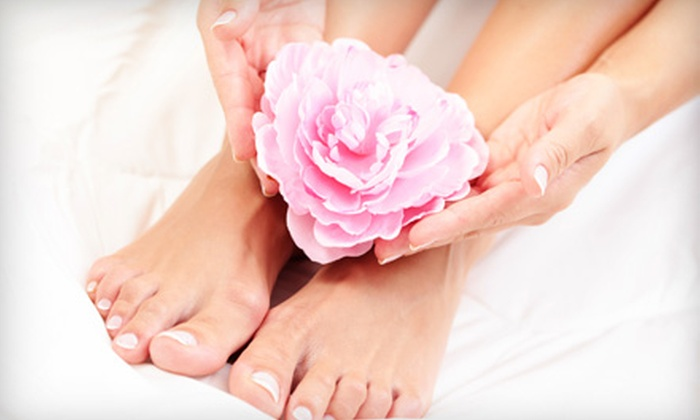 Magic Beauty - Delray Beach: $20 for Manicure and Pedicure at Magic Beauty in Delray Beach ($47 Value)