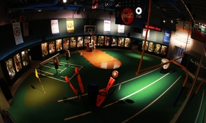 Mississippi Sports Hall of Fame & Museum: 2 Adult Admissions with 2 or 5 Child Admissions at the Mississippi Sports Hall of Fame & Museum (Up to 67% Off)
