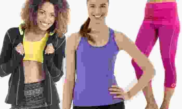 Zaggora: Weight-Loss Activewear from Zaggora (Half Off). Two Options Available.