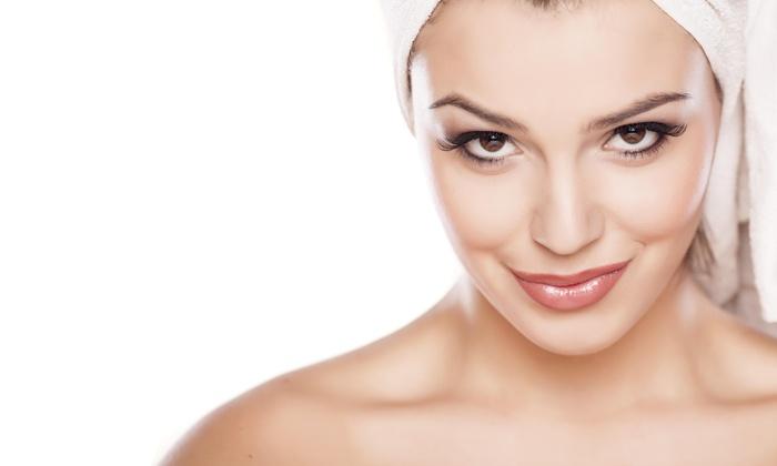 Upper Cut Salon & Spa - North Little Rock: Up to 65% Off Microcurrent Facials at Upper Cut Salon & Spa