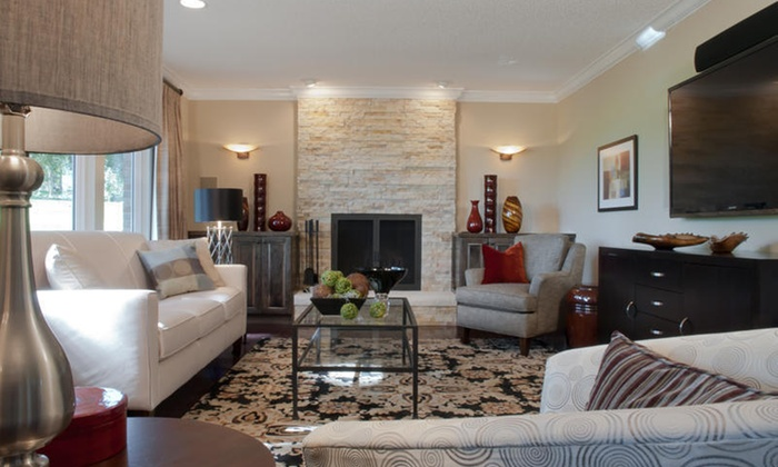MJM Design Company - Saint Charles: $79 for Two Hours of Interior Design and Redecorating from MJM Design Company ($200 Value)