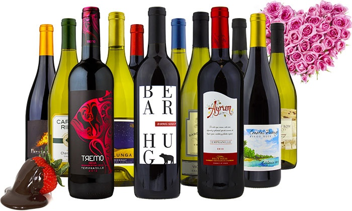 Barclays Wine: $50 for $150 Worth of Premium Delivered Wines from Barclays Wine