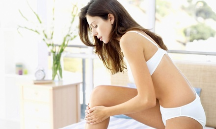 Six Laser Hair-Removal Sessions for Two Small Areas at Eden Medical Spa (Up to 76% Off)